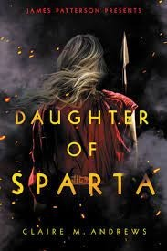 daughter of sparta claire andrews