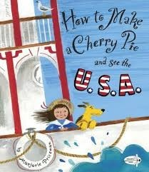 how to make a cherry pie and see the usa