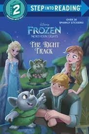 frozen right track