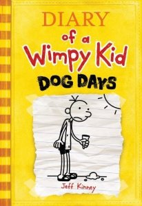 Diary of A Wimpy Kid  Book 4  Dog Days