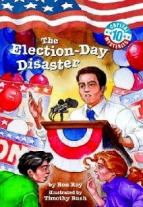 The Election-Day Disaster: Capital Mysteries, Book Ten