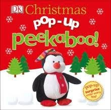 DK POp UP peekaboo christmas