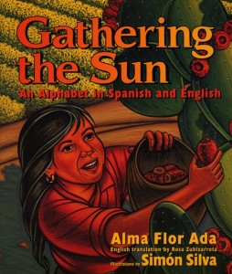 Gathering in the Sun   An Alphabet in Spanish and English