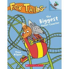 fox tails the biggest roller coaster