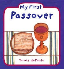 my first passover depaola