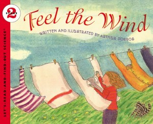 Let's Read and Find Out Science: Feel The Wind, Stage 2