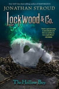 Lockwood and Co., Book 3:  The Hollow Boy