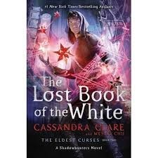 cassandra clare eldest curses the lost book of the white