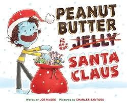 peanut butter and santa claus