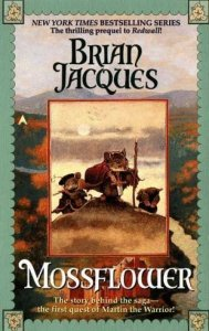Redwall: Mossflower, Book 2