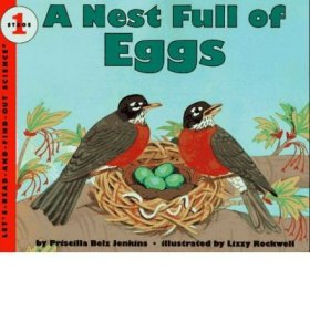 Let's Read and Find Out Science: A Nest Full of Eggs, Stage 1