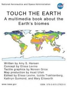 Touch the Earth:  A Multimedia Book about the Earth's Biomes