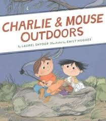 charlie and mouse outdoors