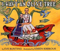 i have an olive tree Bunting