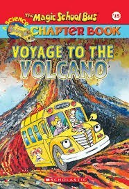 the magic school bus voyage to the volcano