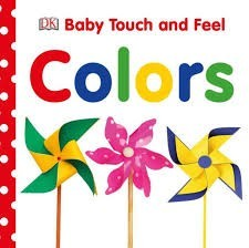 dk baby touch and feel colors