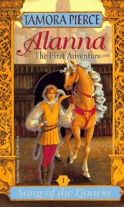 Song of the Lioness, Book 1: Alanna:  The First Adventure