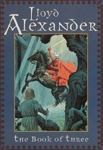 Chronicles of Prydain,  Book 1: The Book of Three