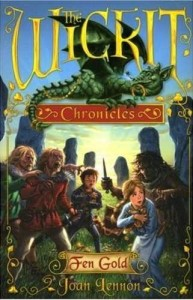 Fen Gold: The Wickit Chronicles, Book Two