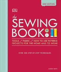 Dk the sewing book