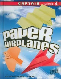 captain paper airplanes