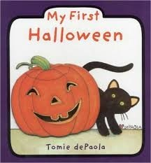 my first halloween depaola