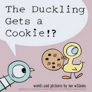 Duckling Gets a Cookie