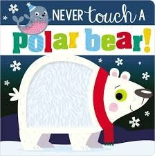never touch a polar bear