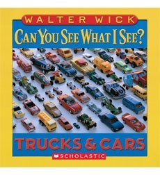 Can You See What I See:  Cars and Trucks