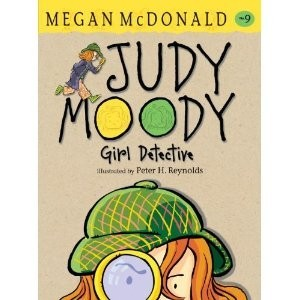 Judy Moody, Book 9: Girl Detective
