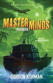 Masterminds, Book 3:  Payback