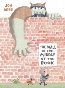 Wall in the Middle of the Book  (The Wall in the Middle of the Book)