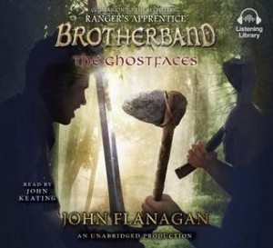Brotherband Chronicles, Book 6:  The Ghostfaces