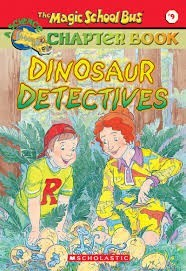 magic school bus chapter book dinosaur detectives
