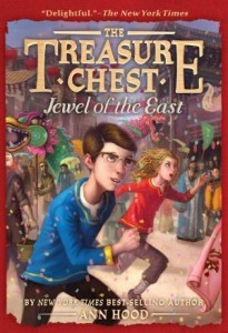 Jewel of the East (Treasure Chest, Book 3)
