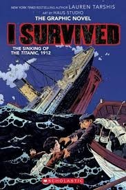 I survived the sinking of the titanic graphic novel