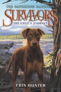 Survivors, Book 5:  The Exiles Journey   (The Gathering Darkness series)