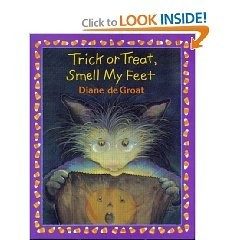 Gilbert and Friends: Trick or Treat, Smell My Feet