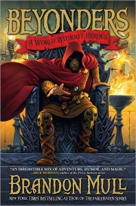 Beyonders, Book 1:  World Without Heroes