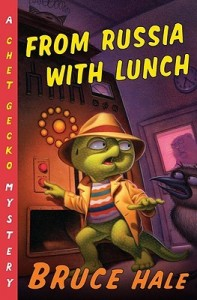 Chet Gecko Mystery: From Russia With Lunch #14