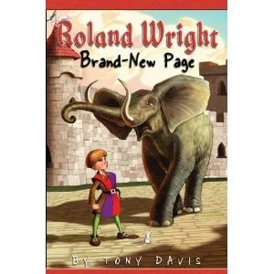 Roland Wright: Brand-New Page