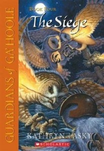 Guardians of Ga'hoole, Book  4:  The Siege