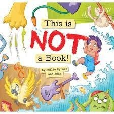 this is not a book kellie byrnes