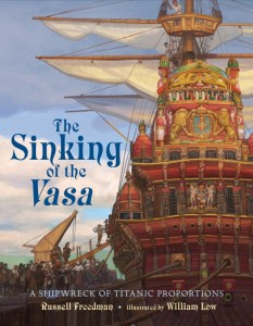 Sinking of the Vasa: A Shipwreck of Titanic Proportions
