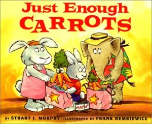 MathStart 1: Just Enough Carrots (Comparing Amounts)
