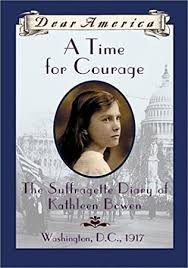 dear america time for courage lasky