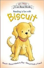 biscuit my first i can read books