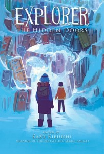 Explorer, Book 3:  The Hidden Doors