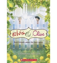 Elvis and Olive: Best Friends Make the Best Spies