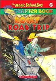 magic school bus chapter rocky road trip